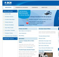 bca.co.id screenshot