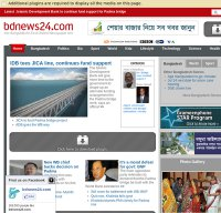 bdnews24.com screenshot