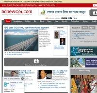 bdnews24.com screenshot