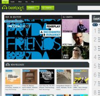 beatport.com screenshot