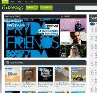beatport.com screenshot
