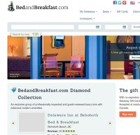 bedandbreakfast.com screenshot