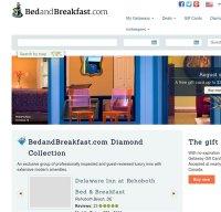 bedandbreakfast.com screenshot