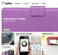 belkin.com screenshot