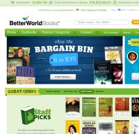 betterworldbooks.com screenshot