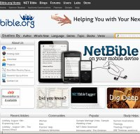 bible.org screenshot