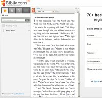 biblia.com screenshot