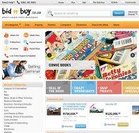 bidorbuy.co.za screenshot