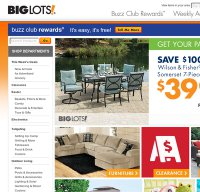 biglots.com screenshot
