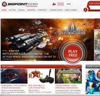 bigpoint.com screenshot