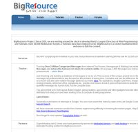 bigresource.com screenshot