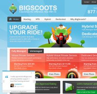bigscoots.com screenshot