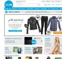 bigw.com.au screenshot