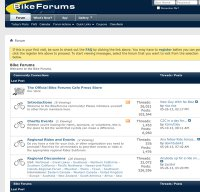 bikeforums.net screenshot