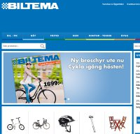 biltema.se screenshot