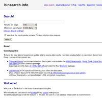 binsearch.info screenshot