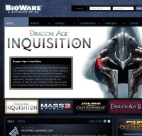 bioware.com screenshot