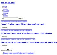 bit-tech.net screenshot