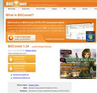 bitcomet.com screenshot