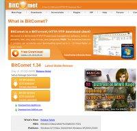 bitcomet.com screenshot