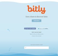 bitly.com screenshot
