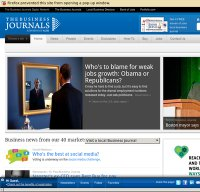 bizjournals.com screenshot