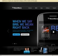 blackberry.com screenshot