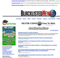 blacklistednews.com screenshot