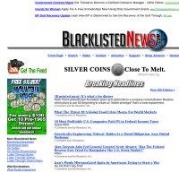 blacklistednews.com screenshot