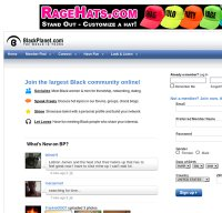 blackplanet.com screenshot