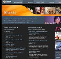 blender.org screenshot