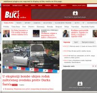 blic.rs screenshot