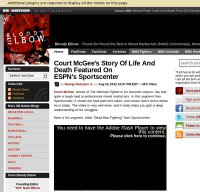 bloodyelbow.com screenshot