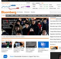 bloomberg.com screenshot