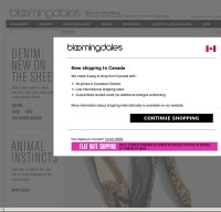 bloomingdales.com screenshot