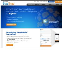 bluesnap.com screenshot