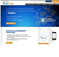 bluesnap.com screenshot