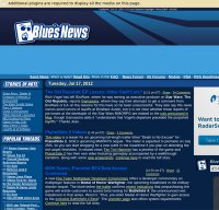 bluesnews.com screenshot