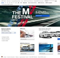 bmw.com screenshot