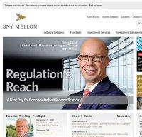 bnymellon.com screenshot