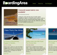 boardingarea.com screenshot