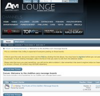 boards.askmen.com screenshot