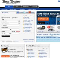 boattrader.com screenshot