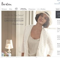 boden.co.uk screenshot
