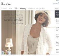 boden.co.uk screenshot