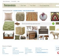 bonanza.com screenshot