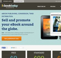 bookbaby.com screenshot