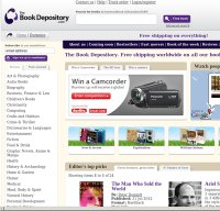 bookdepository.com screenshot