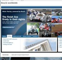 bosch.com screenshot