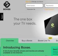 boxee.tv screenshot